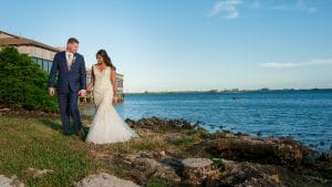 Rusty Pelican Tampa Wedding Portrait